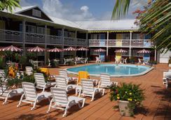 Hôtel La Maison Créole - Le Gosier - Pool
