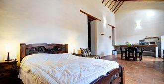 Tinto Hostel - Barichara - Habitación