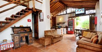 Tinto Hostel - Barichara - Lobby