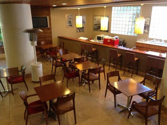 全景酒店 & Spa - 阿瓜斯迪林多亞 - 阿瓜德林多亞 - 餐廳