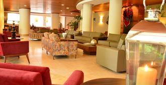 Panorama Hotel & Spa - Águas de Lindóia - Lobby