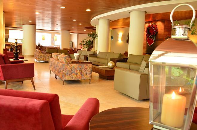 全景酒店 & Spa - 阿瓜斯迪林多亞 - 阿瓜德林多亞 - 大廳