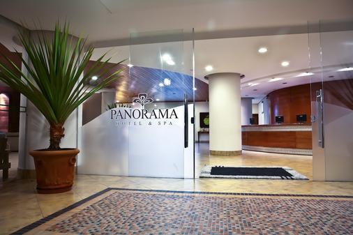 Panorama Hotel & Spa - Águas de Lindóia - Rezeption