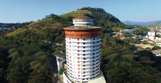 Panorama Hotel & Spa - Águas de Lindóia - Building