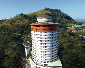 Panorama Hotel & Spa - Águas de Lindóia - Gebäude