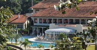 Villa Di Mantova Resort Hotel - Aguas de Lindóia - Edificio