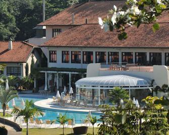 Villa Di Mantova Resort Hotel - Águas de Lindóia - Rakennus