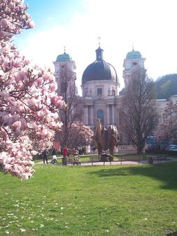 Gästehaus im Priesterseminar Salzburg - Salzburg