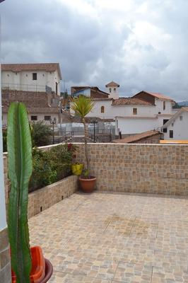 Residencial Panorama - Cusco - Patio