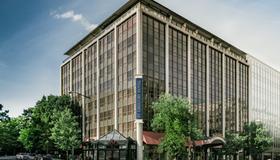 The St. Gregory Hotel - Washington, D.C. - Edifício
