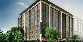 The St. Gregory Hotel - Washington - Building
