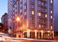 Staypineapple, An Elegant Hotel, Union Square - San Francisco - Building