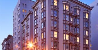 Staypineapple, An Elegant Hotel, Union Square - San Francisco - Edificio