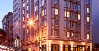Staypineapple, An Elegant Hotel, Union Square - San Francisco - Building