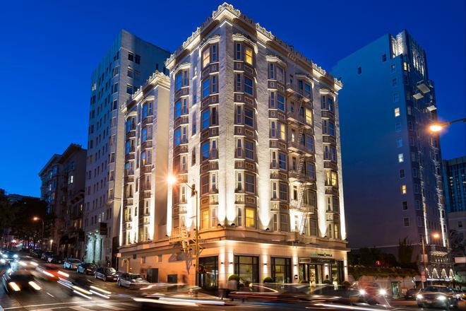 Staypineapple, An Elegant Hotel, Union Square - San Francisco - Rakennus