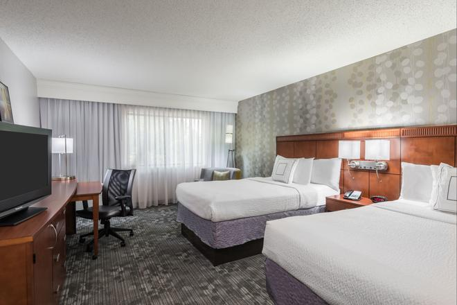 莫比爾萬怡酒店 - 莫比爾 - 莫比爾 - 臥室