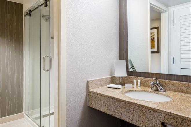 莫比爾萬怡酒店 - 莫比爾 - 莫比爾 - 浴室