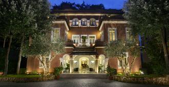 Hotel Principe Torlonia - Roma - Edificio