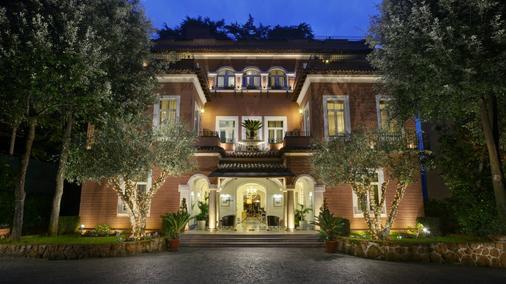 Hotel Principe Torlonia - Ρώμη - Κτίριο