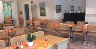 Äspögården - Lilla Beddinge - Salle à manger