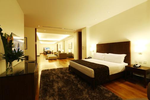 City Garden Grand Hotel - Μακάτι - Κρεβατοκάμαρα