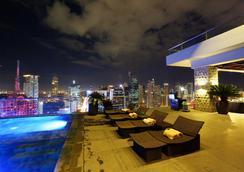 City Garden Grand Hotel - Μακάτι - Πισίνα