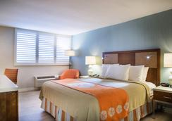 Gateway Hotel Santa Monica - Santa Monica - Makuuhuone