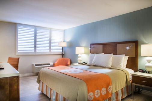 Gateway Hotel Santa Monica - Santa Monica - Phòng ngủ