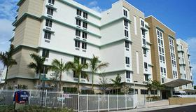 Springhill Suites Miami Downtown/Medical Center - Майами - Здание