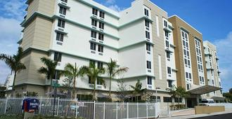 Springhill Suites Miami Downtown/Medical Center - Miami - Building