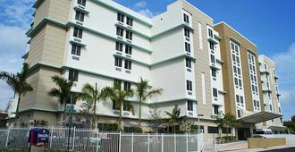 SpringHill Suites by Marriott Miami Downtown/Medical Center - Miami - Building