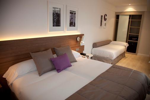Hotel Gelmírez - Santiago de Compostela - Makuuhuone