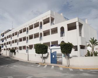 Hotel Apartamentos Mojácar Beach - Mojacar - Gebouw