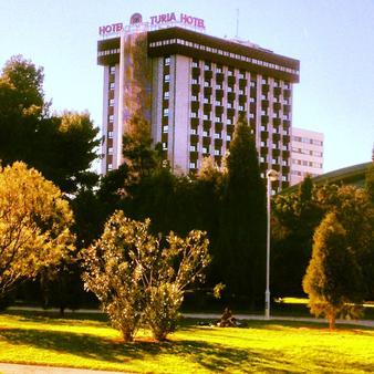 Hotel Turia - Valência - Edifício