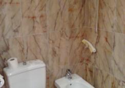 Hotel Turia - Valencia - Kylpyhuone
