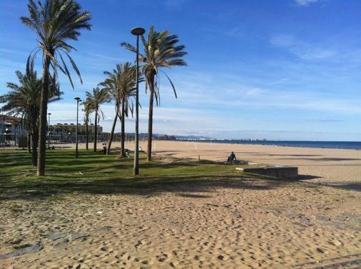 圖里亞飯店 - 瓦倫西亞 - 海灘