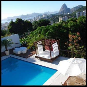 The Villa - Rio de Janeiro - Uima-allas