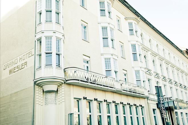 Grand Hotel Wiesler - Graz - Gebouw