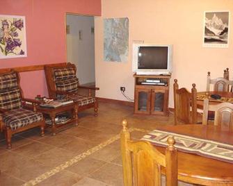 Hosteria Koonek - El Chaltén - Living room