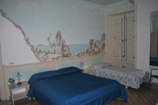 Le Sirene Scilla - Scilla - Bedroom