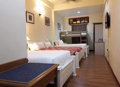 大索姆客棧酒店 - 馬六甲 - 馬六甲 - 臥室