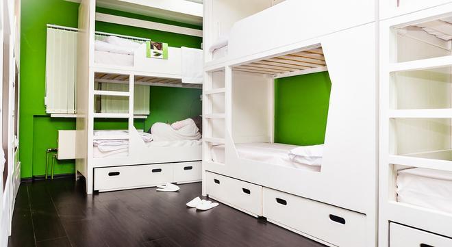 Clever Hostel - Moscow (Matxcơva) - Phòng ngủ