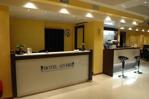 阿爾維瑞酒店 - 威尼斯 - 櫃檯