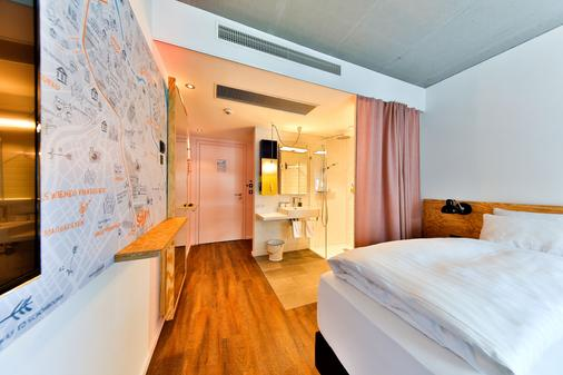 Hotel Schani Wien - Wien - Makuuhuone