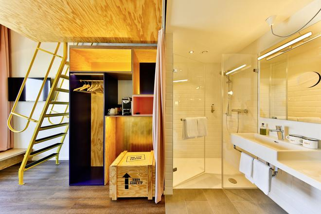 維也納沙尼酒店 - 維也納 - 維也納 - 浴室