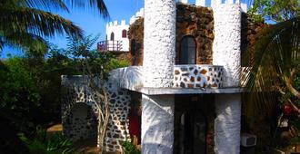 El Castillo Galapagos - Puerto Ayora - Entrada del hotel