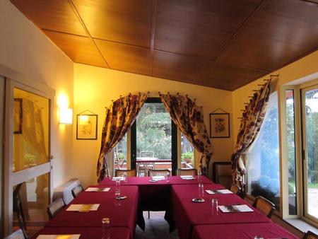 Resort La Rocchetta - Rome - Dining room