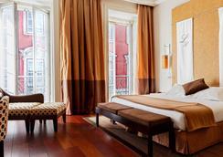 Heritage Avenida Liberdade - Lisbon - Bedroom
