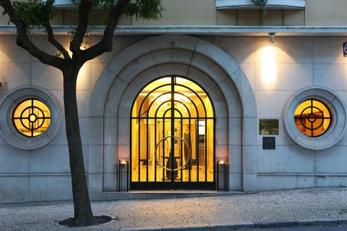 Hotel Britania, a Lisbon Heritage Collection - Lissabon - Rakennus
