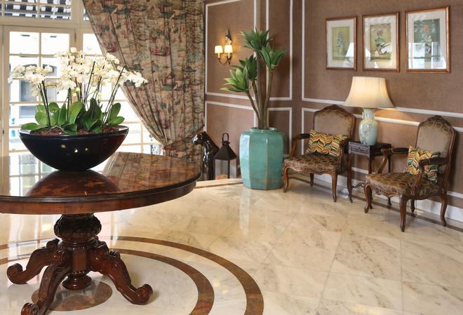 Hotel Lisboa Plaza, a Lisbon Heritage Collection - Lisbon - Lounge